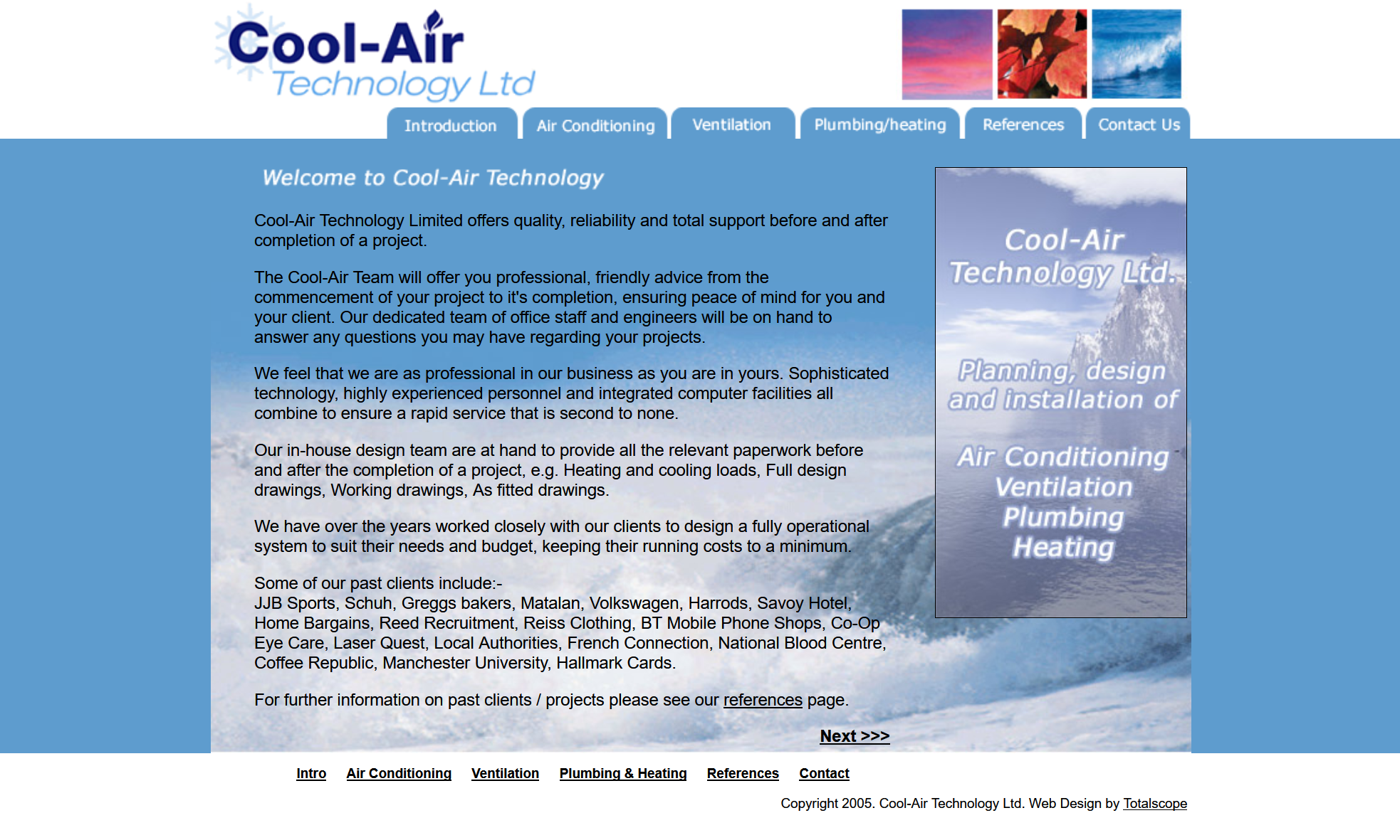 Cool-Air Technology Ltd