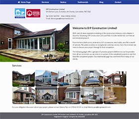 D P Construction Ltd